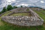 Ruins of the Ulpia Traiana Sarmizegetusa fortress, Romania - 209707065