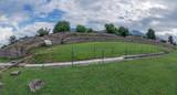 Ruins of the Ulpia Traiana Sarmizegetusa fortress, Romania - 209707086