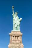 Amerikanische Freiheitsstatue auf Liberty Island, New York City, USA - 209731469