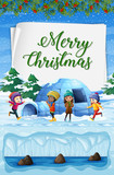 Merry Christmas at North Pole - 209754203