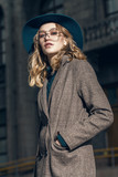 coat and hat - 209781200