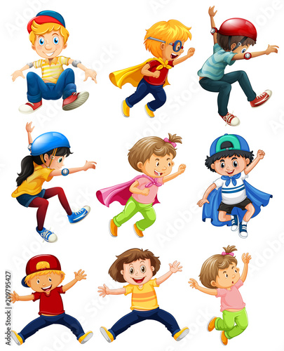 A Set oh Urban Children - 209795427