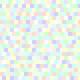 Square pattern. Seamless vector