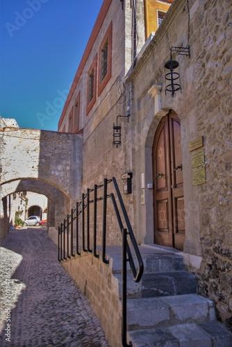 Ulice Starego Miasta w Rodos