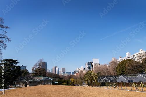 都市風景・新宿