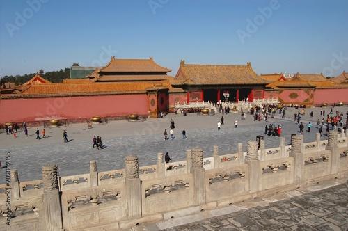 Fotobehang Peking Chine
