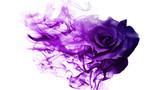 Smoke rose from - 209892810