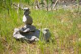 pyramid of stone - 209897696