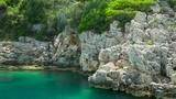 Aegean Islands on stony banks - 209902898