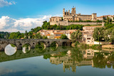 Béziers, city in southern France - 209904237