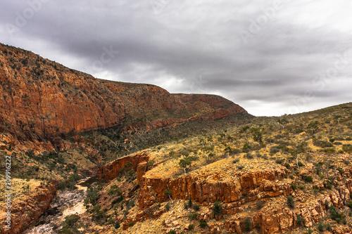 Foto Murales Ormiston Gorge, West MacDonnell National Park, Australia