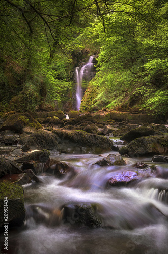 Sgwd Einion Gam