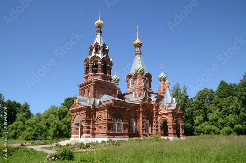 Gololobovo. Church Of The Nativity