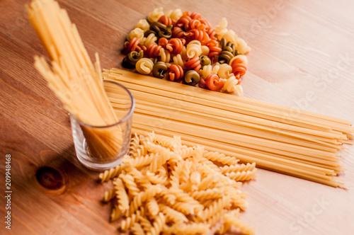 Foto Murales deliciosa pasta