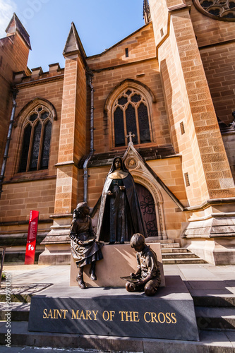The Cathedral Church and Minor Basilica of the Immaculate Mother of God, Help of Christians, Sydney