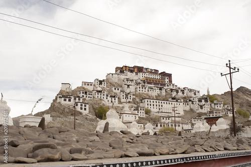 Foto Murales Leh, LAdakh, India monastery