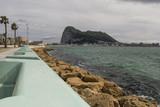 landscape of the Rock of Gibraltar - 209982452