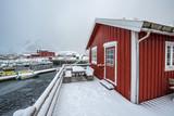 Fisherman's village, Lofoten - 210022892