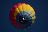 Hot air balloon colorful in sky - 210027868