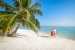 Strandurlaub auf einer einsamen Insel