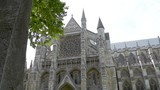 Reveal of Westminster Abbey in London - 210044836