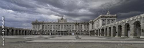 Spain,Madrid,Plaza Mayor,Iglesia Santa Cruz,Plaza del Oriente - 210076019