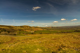 Peak District view, The Hope Valley - 210079644