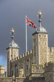 View of the Tower of London. London England