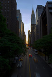 42nd St. Sunset - 210141486