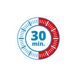 30 Seconds Time illustration - 210164011