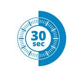 30 Seconds Time illustration - 210164052