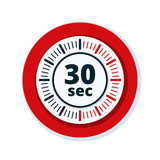 30 Seconds Time illustration - 210164059