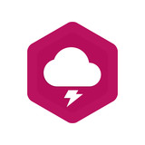 Thunderstorm - APP Icon (Vector) - 210204857