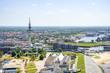Leinwanddruck Bild - Bremerhaven, Hafenwelten