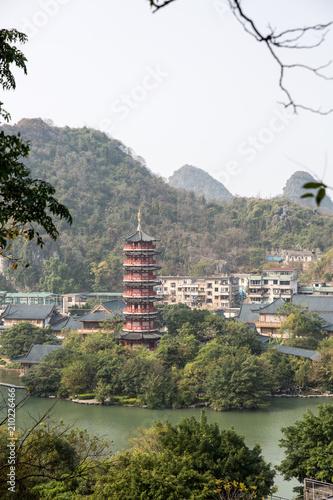 Plexiglas Khaki China 106