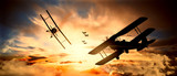 aerial battle first world war - 210230495