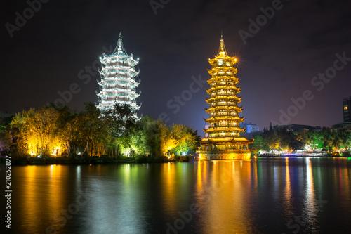 Fotobehang Guilin China 208