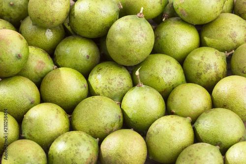 Foto Murales Mamoncillo delicious tropical fruit - Melicoccus bijugatus
