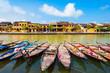 Hoi An ancient town riverfront