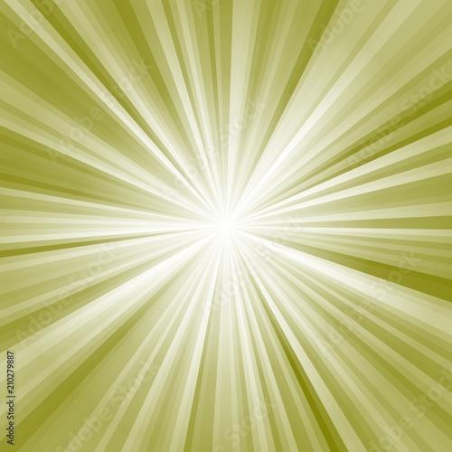 Fototapeta Sunbeams, abstract background
