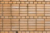 Yellow masonry brick texture - 210361621