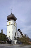 Church of Visitation of Blessed Virgin Mary in Karpacz. Poland - 210400046