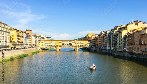 Fotobehang Florence Italie