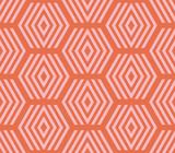 Abstract hexagon geometric seamless pattern. Mosaic background. Vector illustration. - 210446461