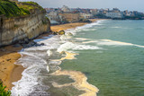 Biarritz plage nord