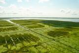 Weite an der Nordseeküste, Salzwiesen, Entwässerungsgräben, Küste, Schleswig-Holstein, Nordsee, Deutschland, Europa - 210478472