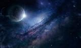млечнвй путь в космосе - 210499422