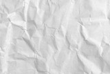 close up crumpled white paper texture and background - 210518298