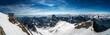 Santis. Swiss sky alps panorama - 210576282