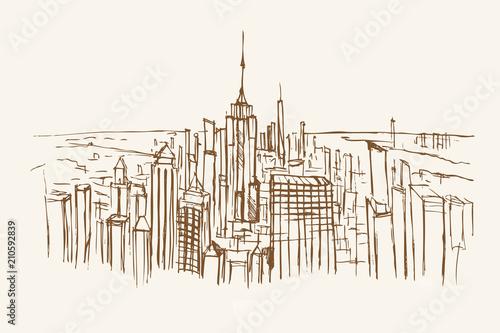 New York - panorama